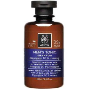 Apivita-Hair-Loss-Mens-Tonic-Shampoo-Hippophae-TC-Rosemary-250ml