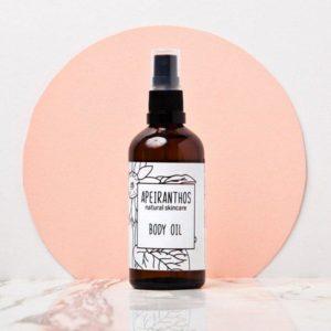 apeiranthos Body oil