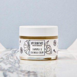 apeiranthos Chamomile & calendula cream