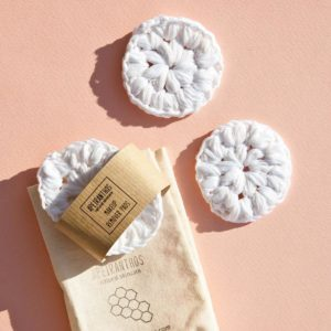 Apeiranthos Makeup-remover-pads