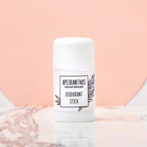 apeiranthos Tea tree & lavender deodorant stick