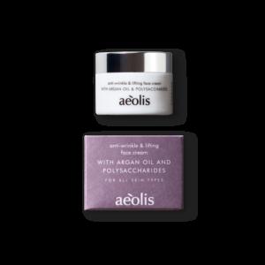 aeolis lifting-argan-cream
