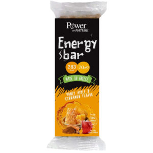 Power Health Power of Nature Energy Bar