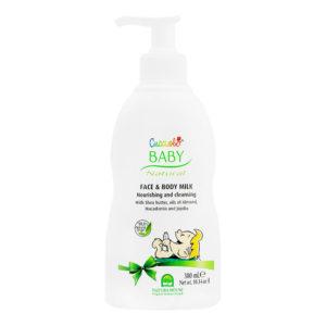 cucciolo baby body milk