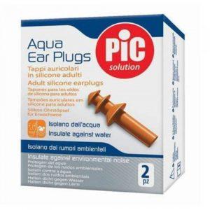 pic sport aqua ear plugs adults