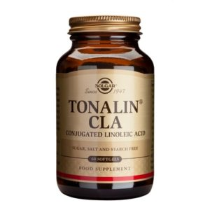 solgar tonalin cla 1300mg softgels