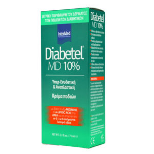 INTERMED diabetel md 10% cream