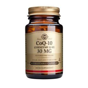 Solgar Coenzyme Q-10 30mg veg. caps
