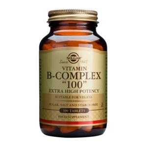 Formula B-complex 100 veg.caps