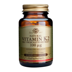 solgar Vitamin K2 100mg veg. caps