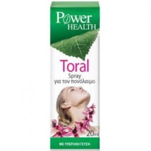 power health toral spray