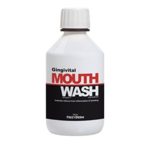 frezyderm gingivital mouthwash