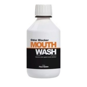 frezyderm odor blocker mouthwash