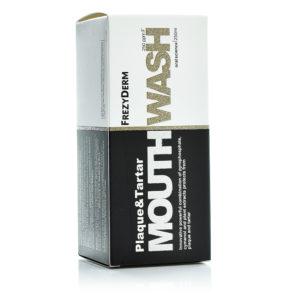 frezyderm plaque & tartar mouthwash