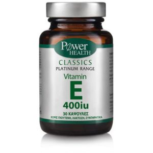 power health vitamin e 400iu