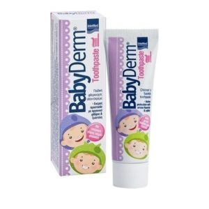 Intermed Babyderm Toothpaste 1000ppm