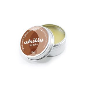 Wholly lip balm cocoa butter
