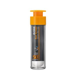 Frezyderm-Active-Sun-Screen-Innovative-Black-Cream-SPF50-50ml