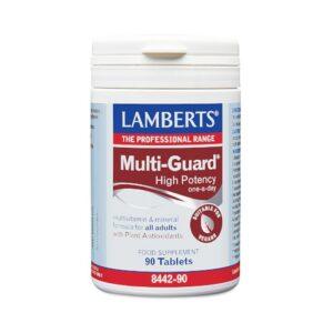 lamberts multi guard high potency 90tabs