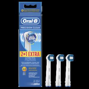 oral-b precision clean 2+1