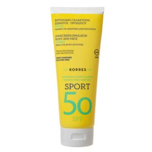 korres citrus body sunscreen