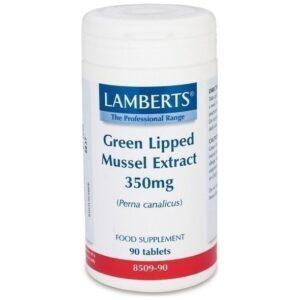 lamberts green lipped mussel