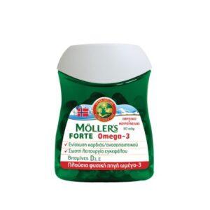 moller's forte omega3