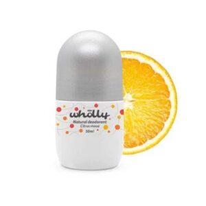 wholly citrus deodorant