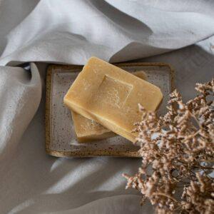 Apeiranthos curcuma soap