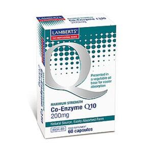 lamberts Q10 200mg