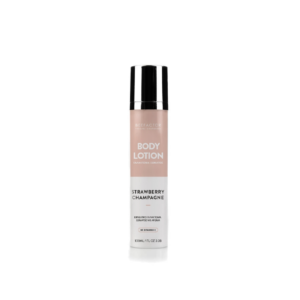 bee factor strawberry champagne body lotion