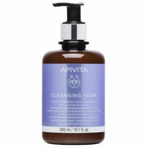 apivita cleansing foam 300ml
