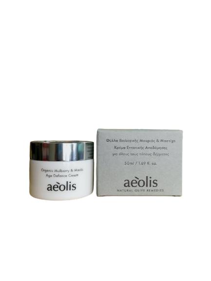 aeolis age defence cream