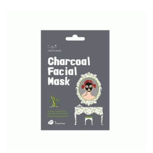 cettua charcoal facial mask