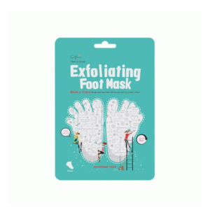 cettua exfoliating foot mask