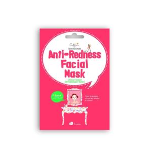 cettua anti redness facial mask