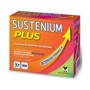 sustenium plus 22 sachets