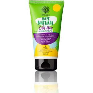 garden super natural oily hair conditioner